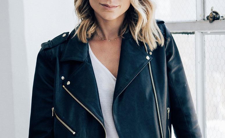 Jaqueta de couro: a peça que não pode faltar no seu inverno