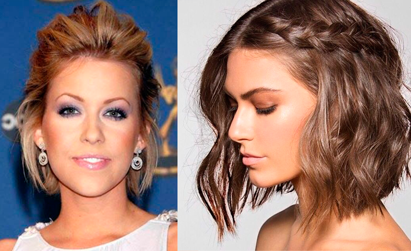 Penteados semipresos em cabelo curtos: 6 fotos de estilos para você copiar